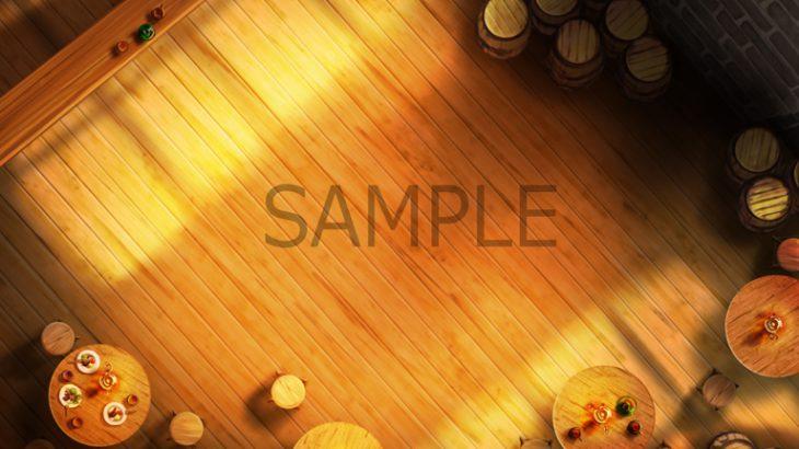 [オリジナルサンプル背景/カードゲーム]イラスト